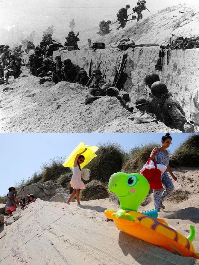 Revista La Ciudad El Desembarco De Normandia Hace 70 Anos En