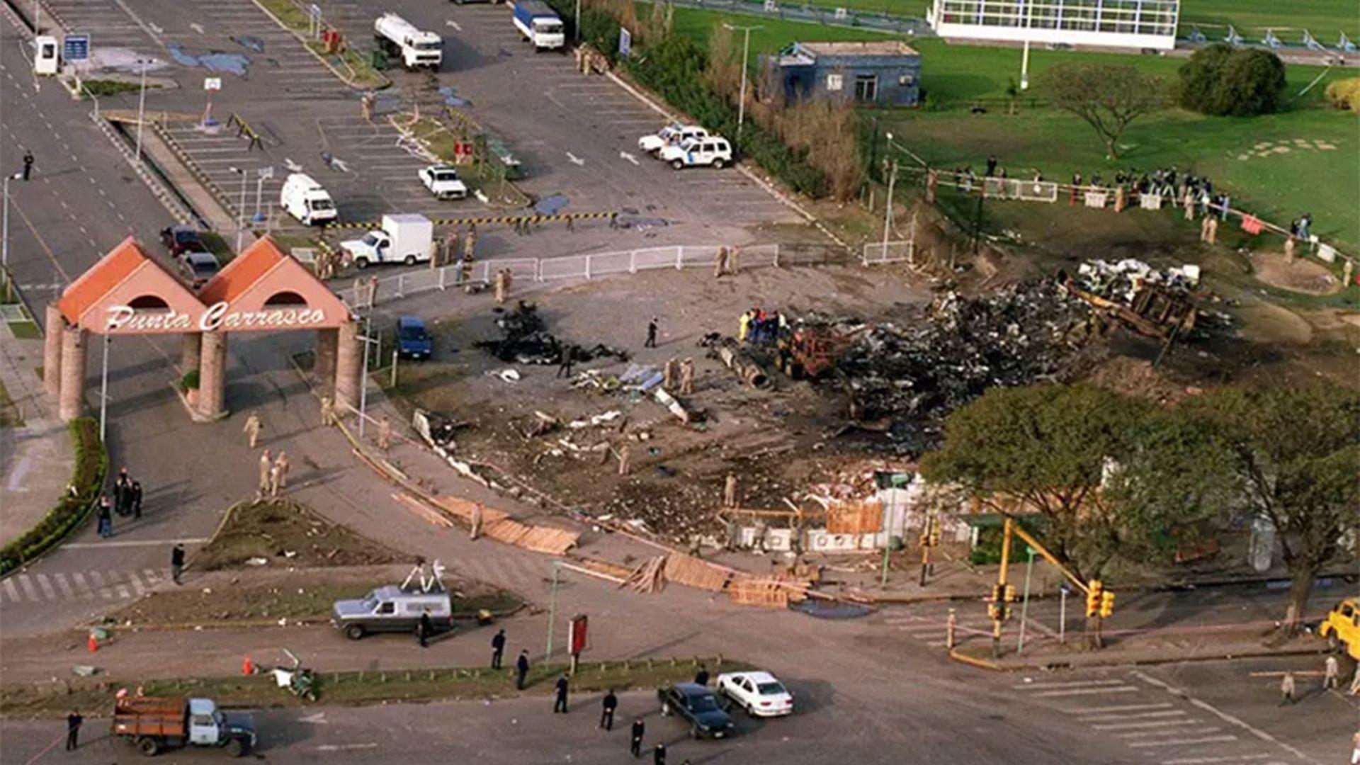 Revista La Ciudad | A 20 años de la tragedia de Lapa, reconstruyen los  últimos minutos del avión