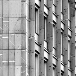 torres TR2 y TR3 detalle de fachada (foto W. Thaler)