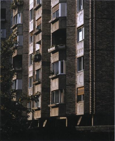 Complejo residencial y comercial Ferantov Vrt, Ljubljana, 1964-1973.