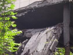 2008: entrada al edificio B