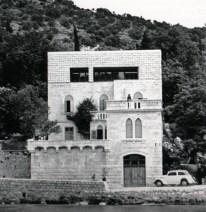 villa Wolf Dubrovnik. Ampliación 1939.