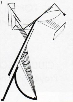 estructura de la torre de radio-comunicación