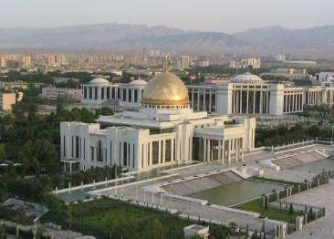 Palacio Oguz Khan, 1997