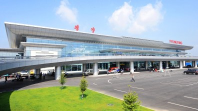 Aeropuerto Sunan de Pyongyang, terminal 2, 2015