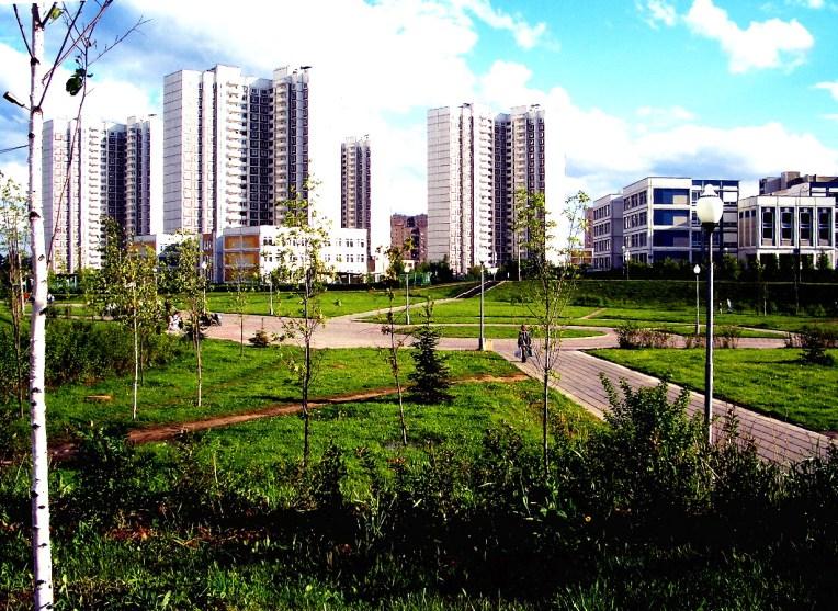 Microdistrito 16 de Zelenograd, Moscú