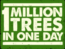 STOP PRESS – Change of date for One Million Trees in One Day