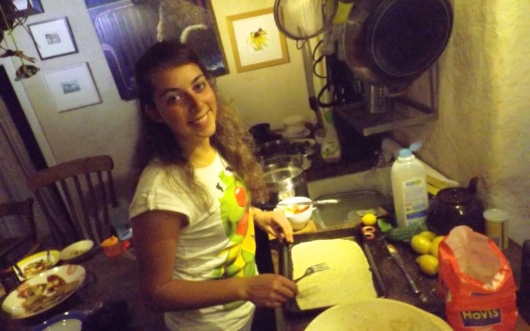 Volunteer highlights – Food glorious food