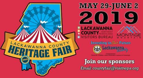 Lackawanna County Heritage Fair
