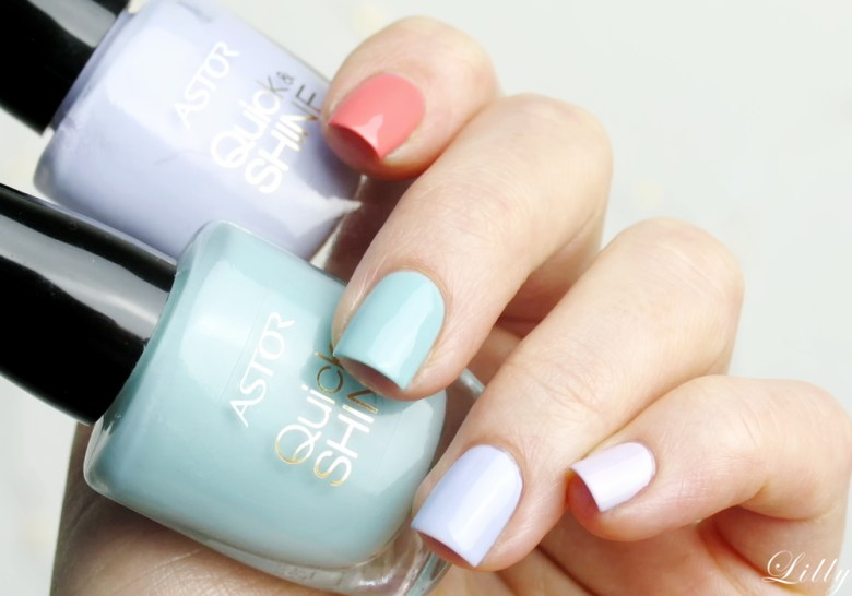 Astor quick&shine Nagellack