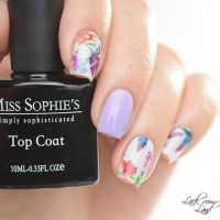 [Review] Miss Sophie's • Tropical Garden mit essie • lilacism