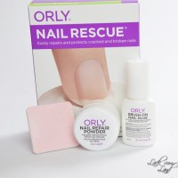 [Review] ORLY Nail Repair Kit