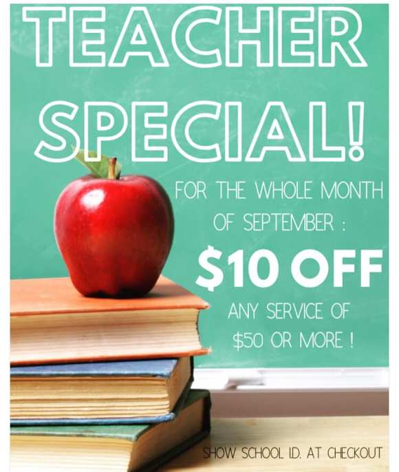 Teacher Special Back to School La Clinica