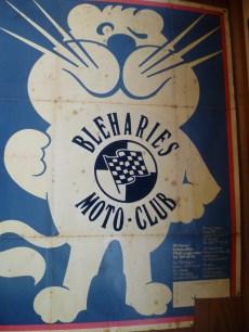 Bléharies moto club basé à la cloute