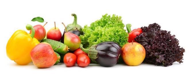 Une séléction de légumes