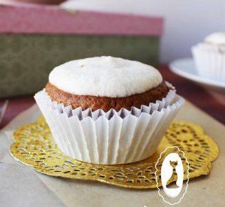 Cupcakes de Café con crema de Plátano