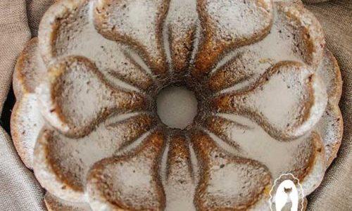 Bundt cake de Zanahoria y Té chai
