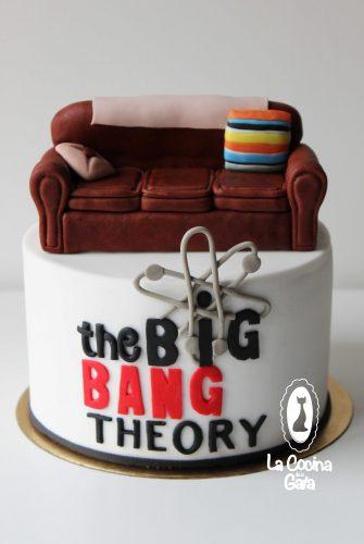 Friki Cake Bing Bang