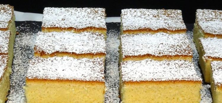 BIZCOCHO DE CONVENTO, RECETA FACIL Y SIN PESAR NADA. Este bizcocho es ideal para tomarlo en la merienda o el desayuno, pero recién hecho y acompañado de una bola de helado o unas natillas es un postre delicioso