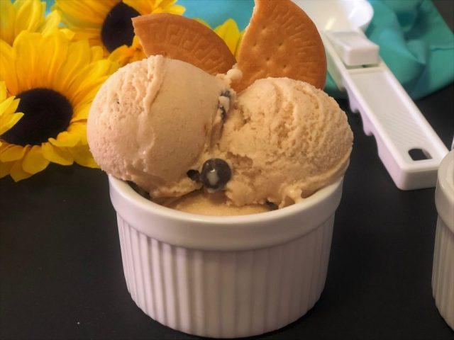 helado de yogurt