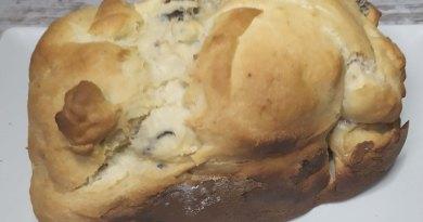 panettone sin gluten en panificadora