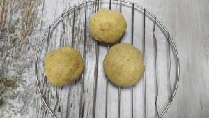 Panecillos sin gluten y sin harina
