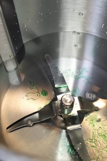 mambo 9590 limpieza de la jarra de la mambo