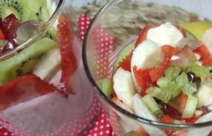 batido natural de fresas y frutas mambo 9590 cecotec