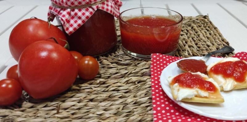 Cómo hacer mermelada de tomate con robot Mambo y de manera tradicional de manera fácil y rápida ¡Deliciosa!