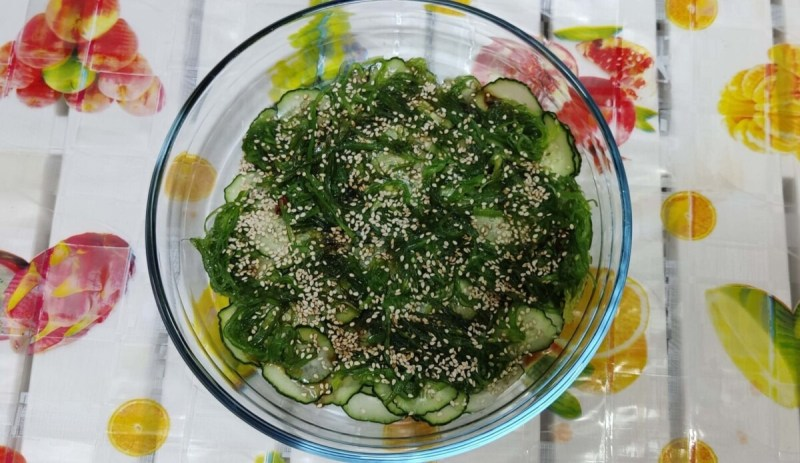 Ensalada de pepino JAPONESA: SUNOMONO