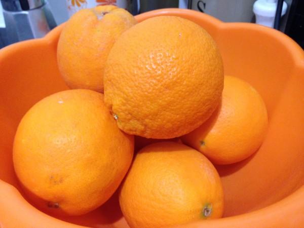 Cómo hacer azúcar de naranja