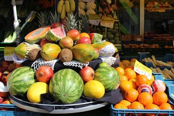 Las mejores frutas para cuidar la piel