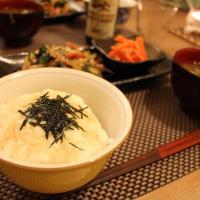 Tororo gohan es el arroz blanco con el nagaimo