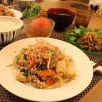 Tofu champuru es la comida de Okinawa