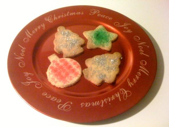 galletas de azucar