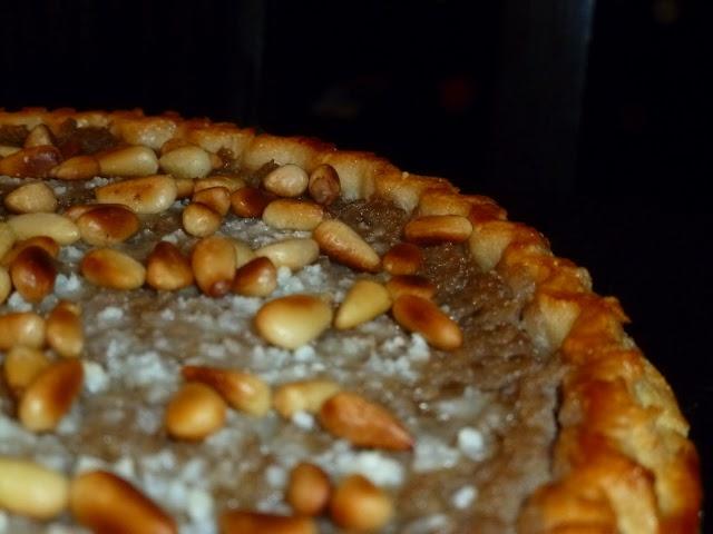 Tarta de morcilla de verano - La cocina de Vero