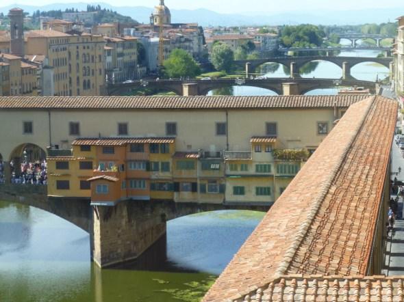 Puente viejo_Florencia
