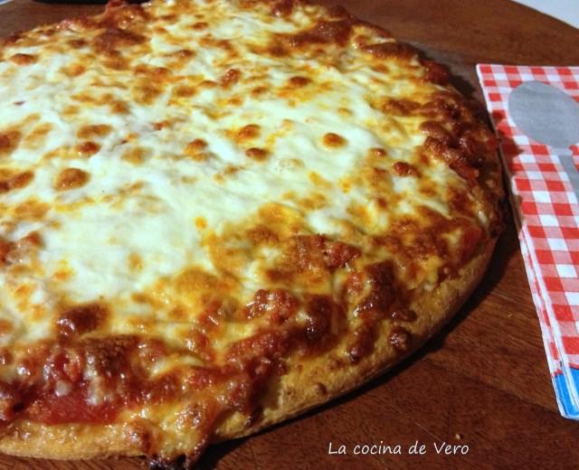 pizza de chorizo rey pizza