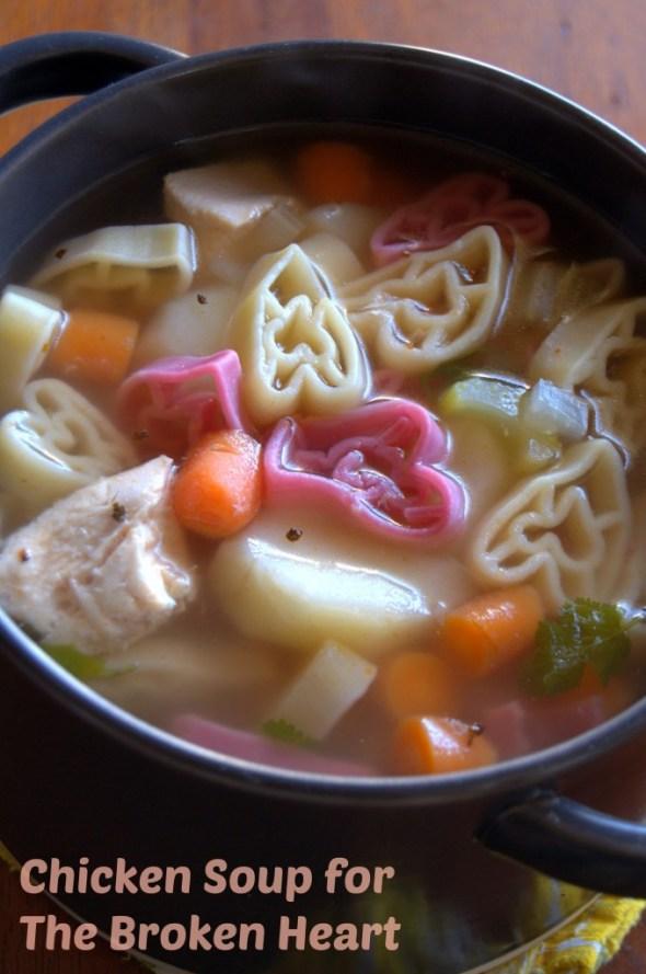 Healthy Express Chicken Soup - La cocina de Vero