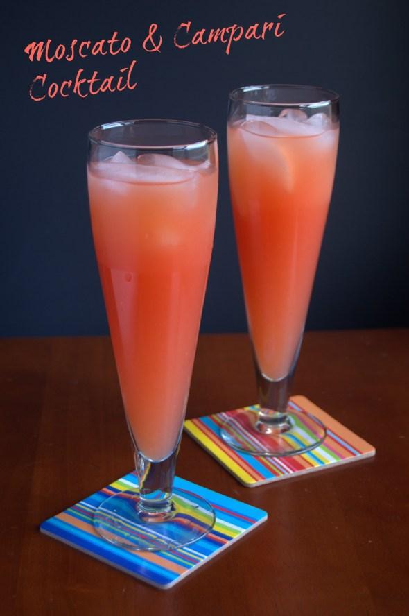 moscato-and-campari=cocktail