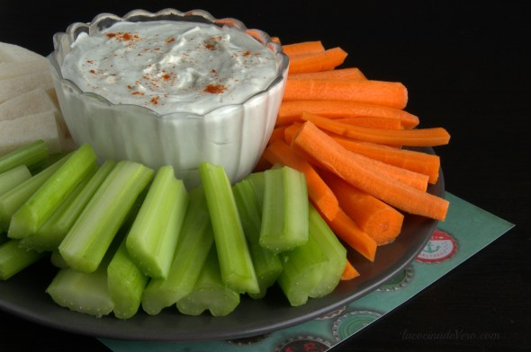 Dip de Blue Cheese
