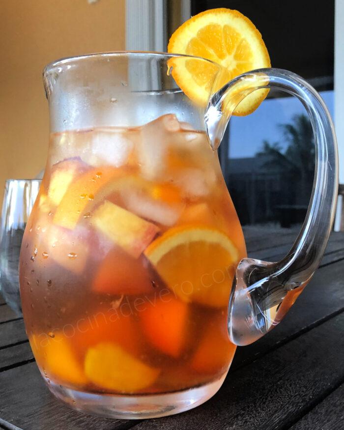 Sangria naranja
