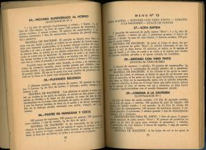 Octubre (31 Menus Economicos) by Josefina Velázquez de León. UTSA Libraries Special Collections.