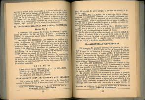 Febrero (29 Menus Practicos y Economicos) by Josefina Velázquez de León. UTSA Libraries Special Collections.