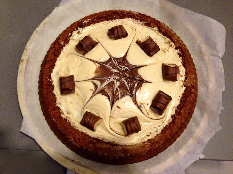 Tarta Kinder Bueno – Torta Kinder Bueno