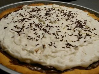crostata blanco y negro