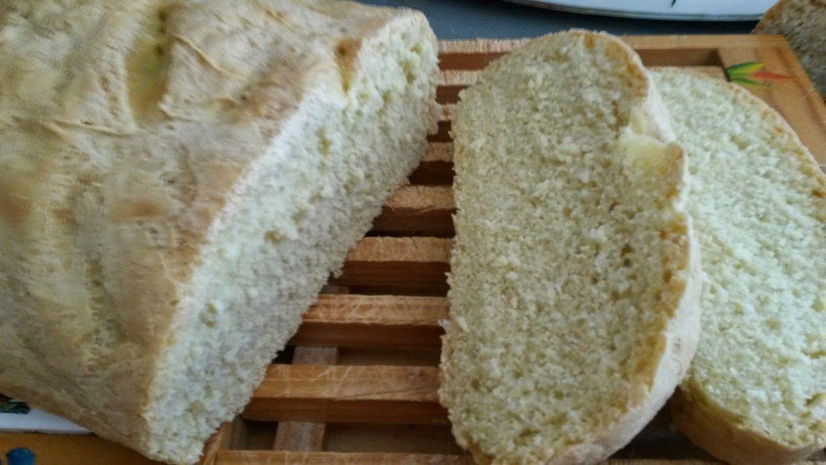 Pan con harina de kamut - Pane con farina di Kamut