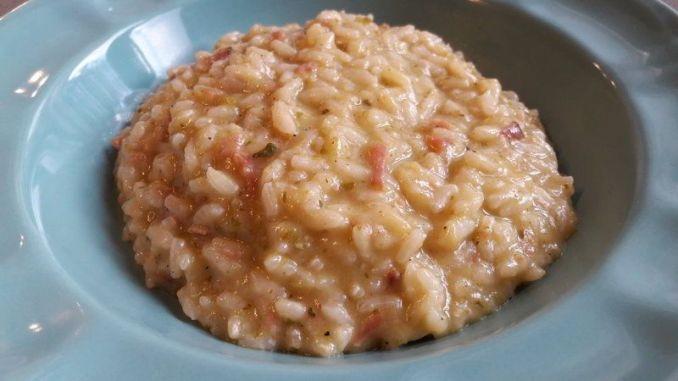 risotto-con-calabacines-y-speck