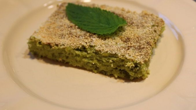 pastel-judías-verdes-patatas-menta