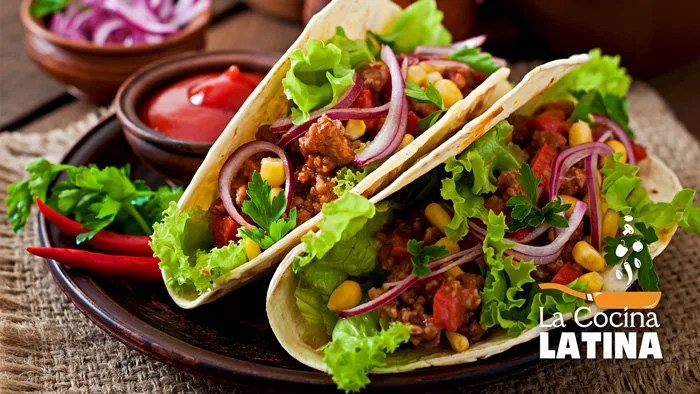Todos los tipos de Tacos Mexicanos